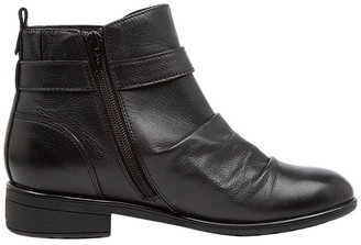 Supersoft By Diana Ferrari Edithvale Boot Black Euro Leather