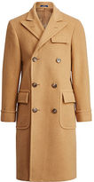 Polo Ralph Lauren Polo Camel Hair–Twill Coat