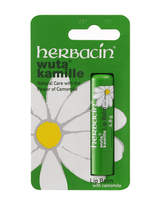 Herbacin Kamille Lip Balm by 0.17oz Lip Balm)