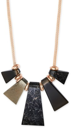 Kendra Scott Rhodes Statement Necklace