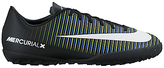 Nike Children's Laced Mercurial Sports Shoes, Black/Multi