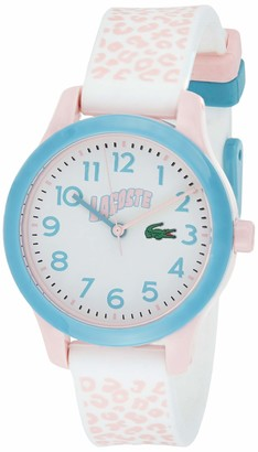 Lacoste Unisex Kid's Analogue Quartz Watch with Silicone Strap 2030026