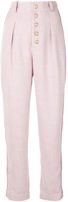 Acler Kings balloon-leg trousers