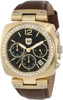 Andrew Marc Women's AM30008 Classic Chronograph Stones Watch