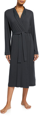 La Perla Maison Contouring Short Robe