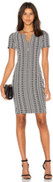 Three Dots Dre Side Panel Dress