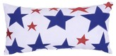 Threshold Red And Blue Stars Outdoor Lumbar Pillow 20