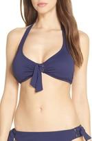 Tommy Bahama Underwire Halter Bikini Top