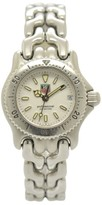 Tag Heuer S/el S99.008 Stainless Steel with White Dial Quartz 24mm Womens Watch