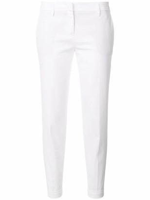 Aspesi Skinny Cropped Jeans