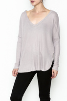 Polly & Esther Lilac Sweater