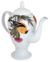 Seconds Tall Teapot - Goldfinch