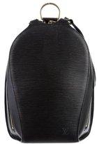 Louis Vuitton Epi Mabillon Backpack