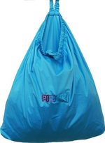 BabyCenter Piriuki Impermeable Pail Liner with Zipper (Large, Blue)