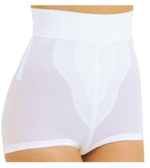 Rago High Waist Brief in Extended Sizes, Online Only