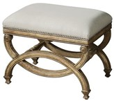 Uttermost 'Karline' Small Bench