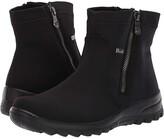 Rieker Z7161 Eike 61 (Black) Women's Shoes