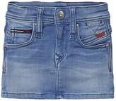 Tommy Hilfiger Th Kids Denim Skirt