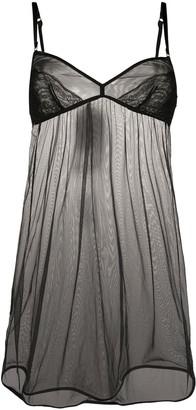 Dolce & Gabbana Sheer Nightgown