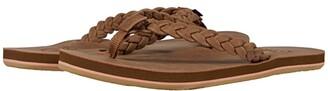 Cobian Braided Pacifica (Tan) Women's Sandals