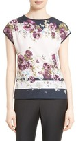 Ted Baker Women's Deniise Mixed Media Tee