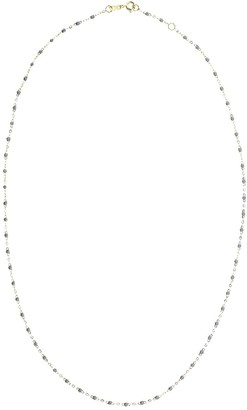 Gigi Clozeau 18kt yellow gold bead classic Gigi necklace