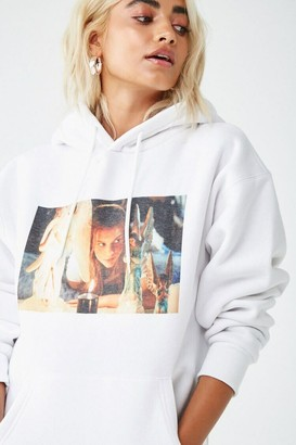 Forever 21 Romeo Juliet Graphic Hoodie