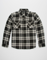 Coastal Dynamite Boys Flannel Shirt