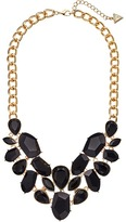 GUESS Clustered Stone Statement Necklace Necklace