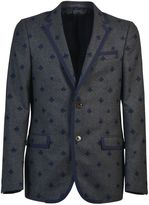 Gucci Blazer With Embroidery