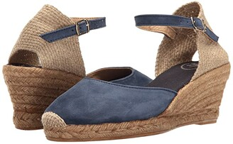 Toni Pons Lloret-5 (Taupe Suede) Women's Shoes