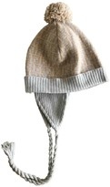 Fendi Beige Cashmere Hats & Gloves