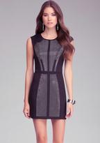 Bebe Studded Front Dress