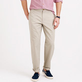 J.Crew Unhemmed essential chino in relaxed fit