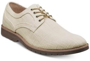 Stacy Adams Eli Textured Canvas Oxfords Men's Shoes
