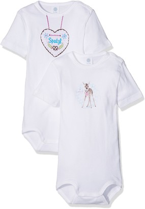 Sanetta Baby Girls' 322411 Bodysuit