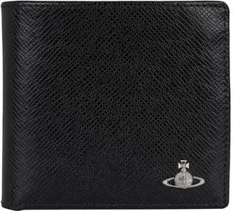 Vivienne Westwood Leather Card Holder and Coin Wallet