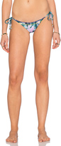 Pilyq Stitch Reversible Side Tie Bikini Bottom