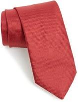 Canali Men's Solid Silk Tie