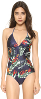 We Are Handsome The Bazaar Halter One Piece