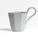 Chef'S White Rustic White - Octagonal Mug, 10 oz.