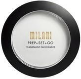 Milani Prep-Set-Go Transparent Face Powder 0.24 oz