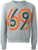 Paul Smith '69' print sweatshirt