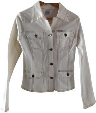 Sass & Bide Beige Denim - Jeans Jackets