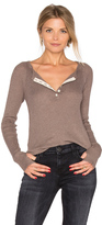 Feel The Piece Cashmere Blend Evan Top
