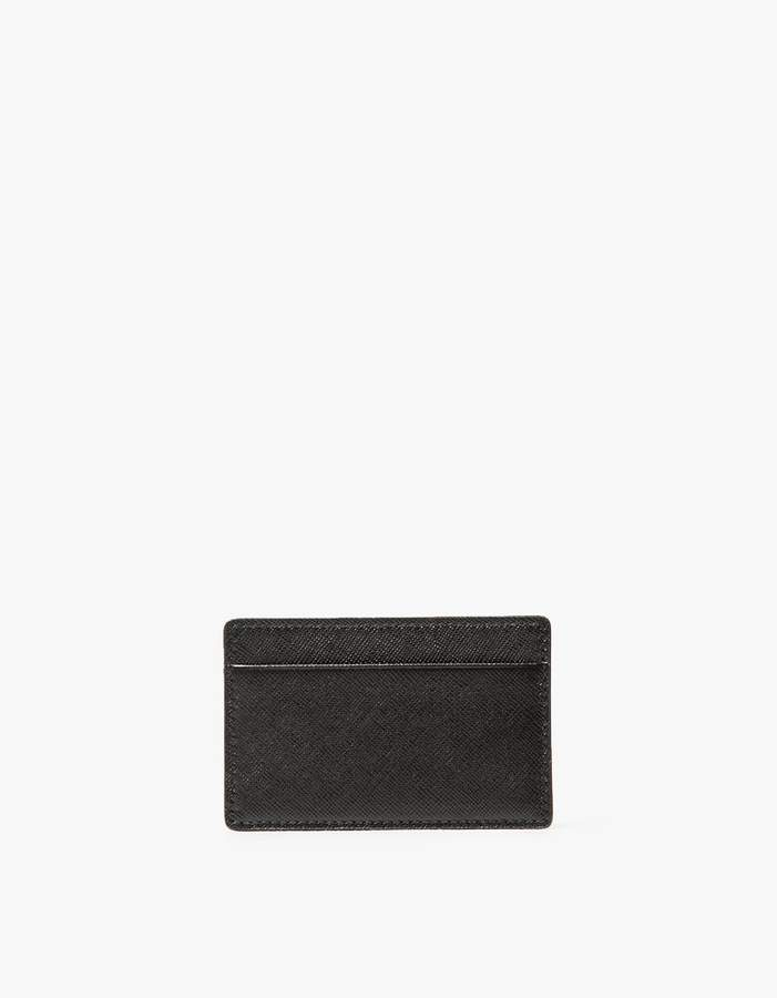 Common Projects Mono Cardholder in Black