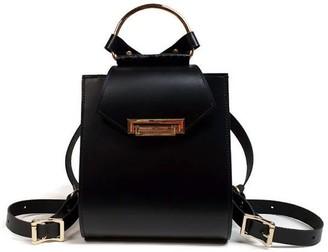 Angela Valentine Handbags Romi Leather Backpack