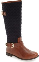 Tommy Hilfiger Andrea Riding Boot (Toddler, Little Kid & Big Kid)