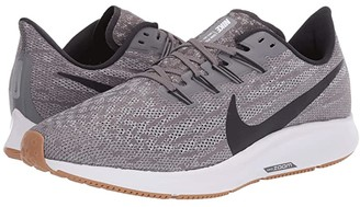 Nike Pegasus 36 (Gunsmoke/Oil Grey/White/Gum Light Brown) Men's Running Shoes