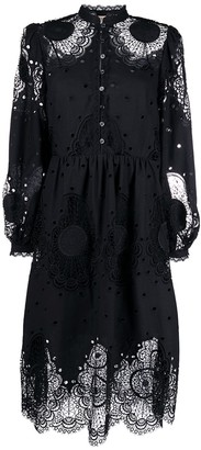 Temperley London Judy shirt dress